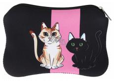 Albi Original Neoprénová taška Mačka 17,5 x 11,5 cm