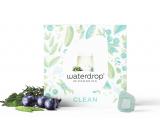 Waterdrop CLEAN - nový začiatok, byliny, žihľava, jalovec, microdrink prispieva k zníženiu vyčerpania a únavy 12 kapslí