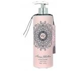 Vivian Gray Aróma Selection Lotus & Rose luxusné krémové telové mlieko s dávkovačom 500 ml