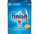 Finish Classic Lemon tablety do myčky nádobí 100 kusů