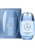 Mercedes-Benz Mercedes Benz The Move Express Yourself toaletná voda pre mužov 100 ml