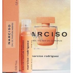 Narciso Rodriguez Narciso Ambrée Eau de Parfum toaletná voda pre ženy 0,8 ml vialka