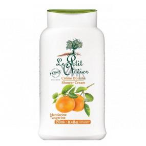 Le Petit Olivier Mandarinka sprchový krém 250 ml