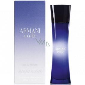 Giorgio Armani Code toaletná voda pre ženy 30 ml