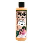 Bohemia Gifts & Cosmetics Pivrnec s extrakty z pivních kvasnic a chmele balzám na vlasy 250 ml