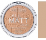 Catrice All Matt Plus Shine Control Powder pudr 030 Warm Beige 10 g