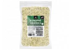 Allnature Konopné semienko Bio Raw lúpané 250 g