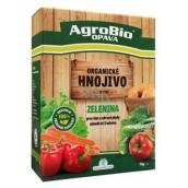 AgroBio Tromf Zelenina prírodné organické hnojivo 1 kg