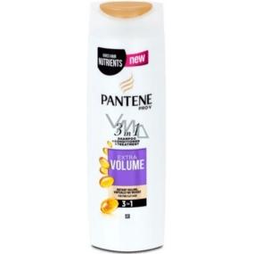 Pantene šamp.3v1 225ml Extra Volume 3565