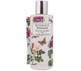 Bohemia Gifts & Cosmetics Botanica Šípek a ruže telové mlieko pre všetky typy pokožky 200 ml