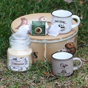 Bohemia Gifts Cookies darčekový kôš