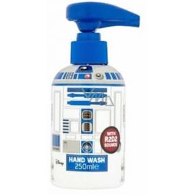 Disney Star Wars R2D2 tekuté mydlo so zvukom 250 ml
