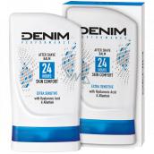 Denim Performance Extra Sensitive balzam po holení pre mužov, pre veľmi citlivú pleť 100 ml