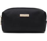 Diva & Nice Kozmetická kabelka čierna 15 x 10 x 7 cm 61209
