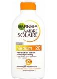 Garnier Ambre Solaire SPF20 mlieko na opaľovanie Medium 200 ml