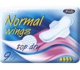 Micca Normal Wings Top Dry intímne vložky s krídelkami 9 kusov