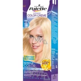 Palette Intensive Color Creme farba na vlasy odtieň N12 Ľadový svetle plavý