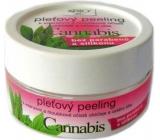 Bione Cosmetics Bio Cannabis pleťový peeling 200 g