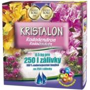 Agro Kristalon Rododendron vodorozpustné univerzální hnojivo 0,5 kg pro 250 l zálivky