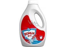 Bonux Ice Fresh 3v1 tekutý prací gel 20 dávek 1,3 l