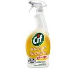 Cif Ultrafast Kuchyně Čisticí prostředek na nečistoty v kuchyni 750ml rozpraš.