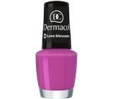 Dermacol Nail Polish Mini Summer Collection lak na nehty 06 Love blossoms 5 ml