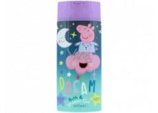 Peppa Pig - Prasiatko Pepa sprchový gél a pena do kúpeľa pre deti 400 ml
