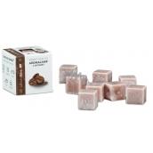 Kozák Lahodná káva prírodné vonný vosk do aromalámp a interiérov 8 kociek 30 g