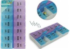 AAH Box na lieky sedemdňovej + mini box ráno a večer