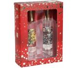 Heart & Home Iskrivé Vianoce a Vôňa vianočného stromčeka osviežovač vzduchu sprej 2 x 50 ml, sada