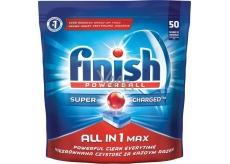Finish All in 1 Max Regular tablety do myčky 50 kusů