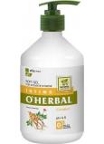 O Herbal Comfort Ženšen jemný gél na intímnu hygienu 500 ml