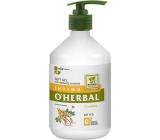 O Herbal Comfort Ženšen jemný gel pro intimní hygienu 500 ml