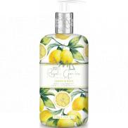 Baylis & Harding Lemon & Basil - Citrón a bazalka tekuté mydlo na ruky 500 ml