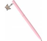 Albi Prepisovačka s motýlikom ružová 14 cm
