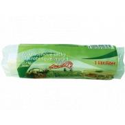 Folifix Food Bags Mikroténové sáčky na úlohu 1 liter, 20 x 30 cm 50 kusov