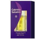 Gabriela Sabatini toaletná voda pre ženy 20 ml
