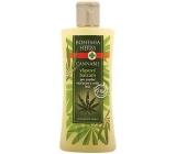Bohemia Gifts & Cosmetics Herbs Cannabis Konopný olej balzám na vlasy 250 ml