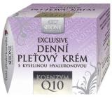 Bione Cosmetics Exclusive Q10 s kyselinou hyaluronovou pleťový krém 51 ml