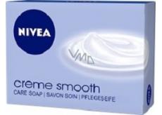 Nivea Creme Smooth krémové toaletné mydlo 100 g