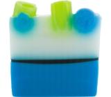 Bomb Cosmetics Malibu - Maliblue Prírodné glycerínové mydlo 100 g