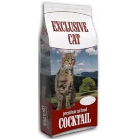 Delikan Exclusive Cocktail kompletné krmivo pre mačky každého veku 2 kg