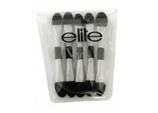 Elite Models Aplikátor na oční stíny oboustranný 6,5 cm 5 kusů