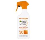 Garnier Ambre Solaire Protetor SPF30 opaľovací sprej 300 ml