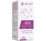 Barnys Hypnox upokojujúci sirup pre ľahké zaspávanie pre deti 120 ml