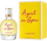 Lanvin A Girl in Capri toaletná voda pre ženy 50 ml