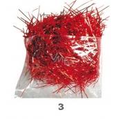 Anjelské vlasy červené 25 g