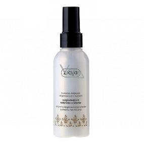 Ziaja Arganový olej vyhladzujúci kondicionér s tepelnou ochranou na suché a poškodené vlasy v spreji 125 ml