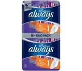 Always Platinum Collection Ultra Normal Plus hygienické vložky s krídelkami 2 x 8 kusov