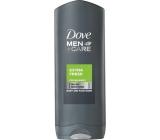 Dove Men + Care Extra Fresh sprchový gél pre mužov 250 ml